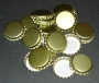 Bottle Caps - Gold  (Beer) (144 Ct)