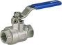 "Ball Valve 1/2"" (Stainless Steel)"