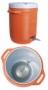 Mashtun (10 gal cooler) w/ ball valve and false bottom